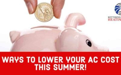 Ways to Lower Your AC Cost This Summer
