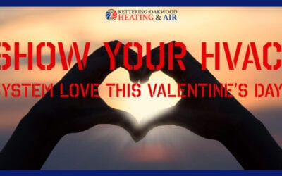 Show Your HVAC System Love This Valentine's Day