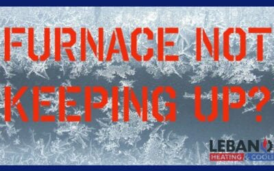 Why isn't my furnace keeping up this winter?